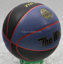 official size PU Outdoor Exercise Basketball for game