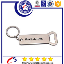 2015 High quality keychain bottle opener,ring bottle opener,can opener manufacturer