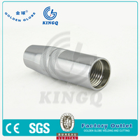 high quality KINGQ copper nozzle for ESAB welding with ce certificate