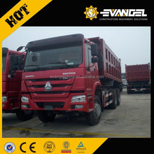 2015 new SINOTRUK HOWO 4X4 mini dump truck for sale in dubai (ZZ3257M3811)