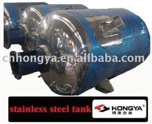 stainless steel mixing tank with electric heater
