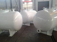 Carbon steel and stainless steel kerosene tank for transport