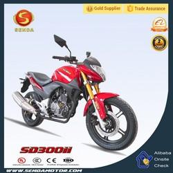 Chongqing Moped 300Cc Street Legal Motorcycle SD300II