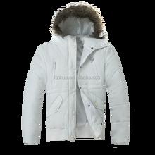 slim fit men winter jacket,men goody jacket ,men winter warm clothing
