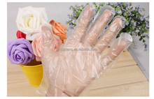 disposable HDPE/LDPE surgical gloves