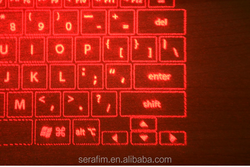 2015 Mini Android Tablet Serafim Easy Carry Wireless Laser Virtual Keyboard