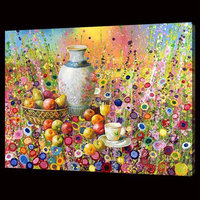 fruit oil painting flower oil painting
