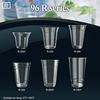 R700Y-PB PLA 24oz 700ml biodegradable plastic cup - eco packaging