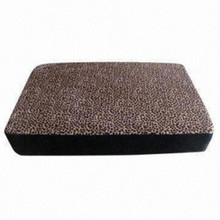 Good quality with comfortable feeling memory foam dog dry bed