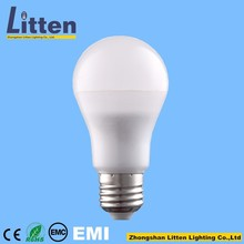New Bulb 5W A55 PC Aluminum Mix High Lumen Top Quality E27 Base Led Light Bulbs