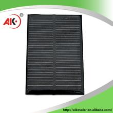 Hot china products wholesale 5.5V 100mA epoxy sealed solar panel