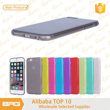 BRG Cool Colourful Stylish Soft TPU Silicone Case Cover For iPhone 6