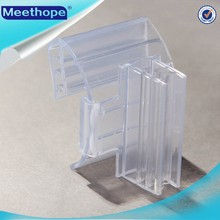 Plastic Price Ticket Holder for Shelf