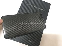 100% real carbon fiber phone case, carbon fiber cell phone cover, carbon fiber mobile phone case