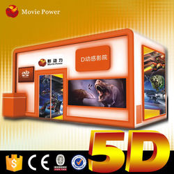 Thrilling action ride 2015 guangzhou 12 seats simulator 5d cinema for sale