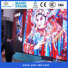tv show background rental led video wall screen p6 xxxx