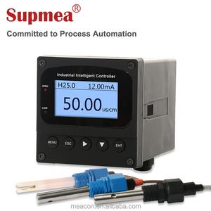 Высокое качество проводимость ph-метр контроллер Металл датчик 4 20ma