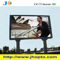 DIP570 led electronic advertising screen full color video blue film indonesia led screen