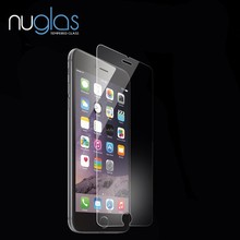 Newest!! Factory Price Mobile Phone Use 0.3mm Tempered Glass Screen Protector for iPhone 6
