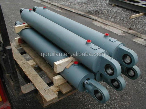 Tractor Bucket Cylinders : High quality hydraulic cylinder tractor loader