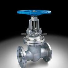 Flange rising stem handwheel Cast steel Gate valve DIN /JIS / ANSI API6D CF8 304