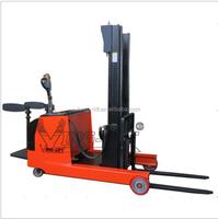 2015 Hot Sale 1.0-1.5T Electric Reach Stacker
