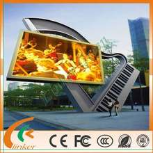 2 years warranty China high quality full color p10 led display
