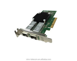With SFP+ connectivity Ethernet converged network adapter NIC20G which provides best networking performance