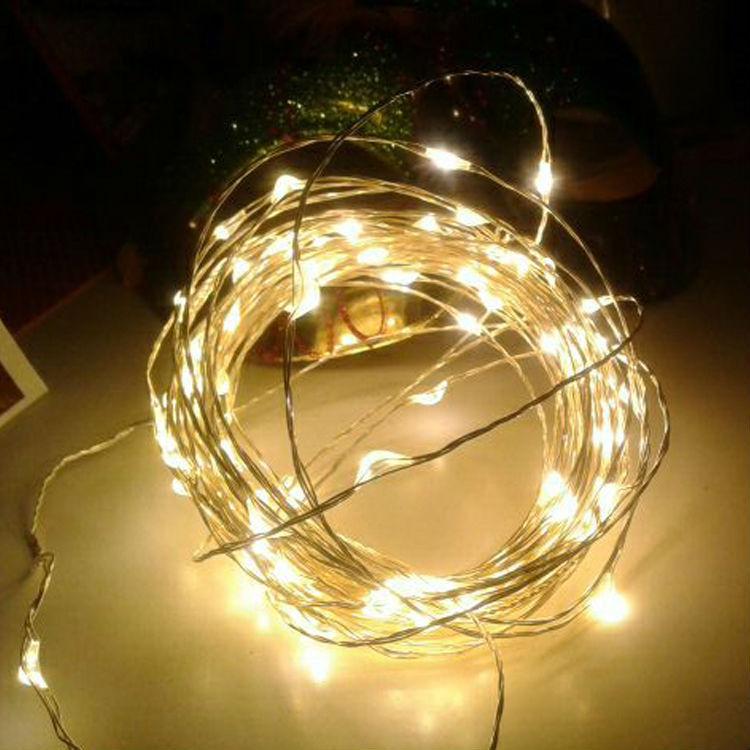 String lights 10m copper wire fairy string light buy fairy string