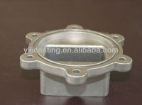 pump over part silicasol process precision casting investment casting foundry in China