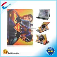 Best Seller 3D Image Protective Case for iPad Case, Cartoon Cute Design Custom Tablet Case for iPad Air 2