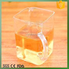 4 sides drinking glass material whisky glass cup purple colored wine,tea glasses wholesale