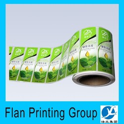 commercial labels peelable labels China manufacturer