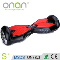 Mature Self Balance System Scooter Electric with 350W Motor and 6.5inch Tyre