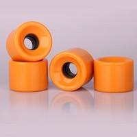 2014 New Design free skateboard wheels 62*42mm