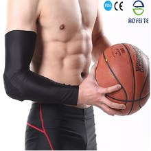 2015 New Products Sport Skin Arm Sleeve Cooling UV Cover Sun protective Stretch Armband Basketball