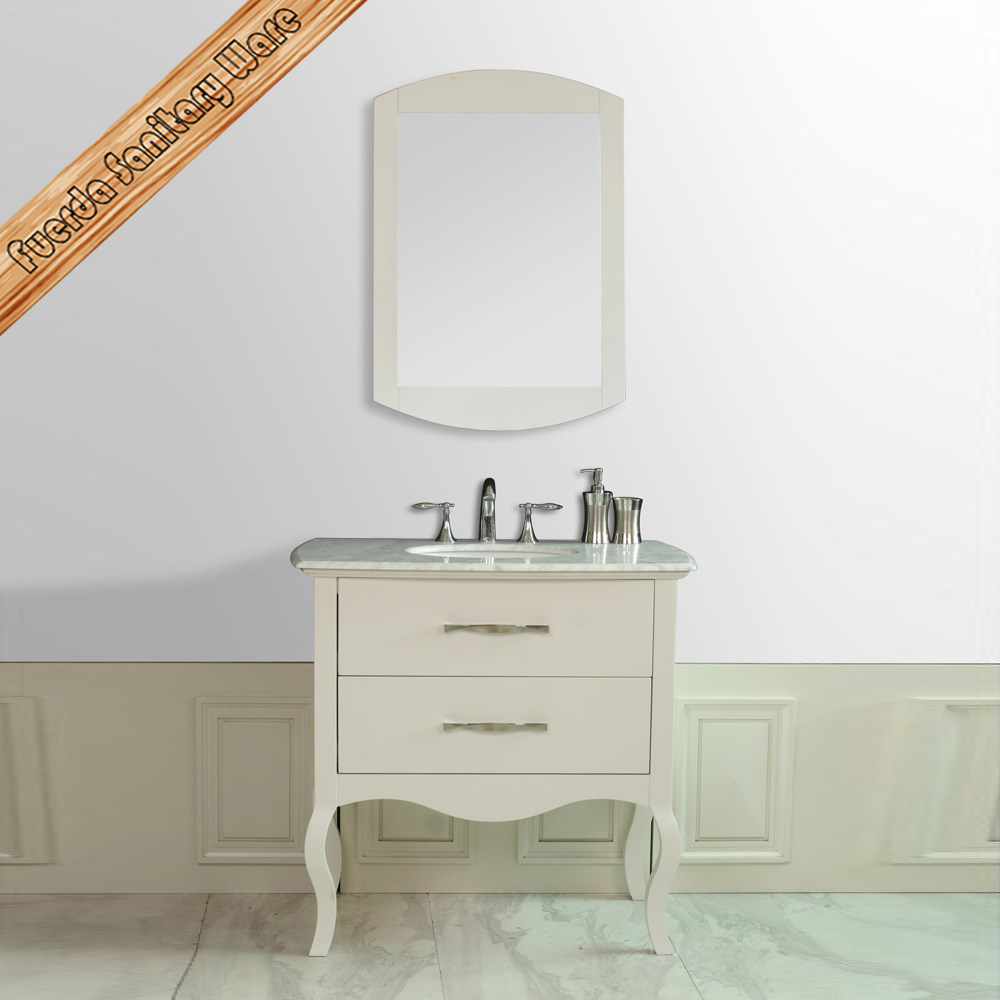 Floor Mounted Classic Bathroom Vanity Antique White Bathroom Vanity Bathroom Cabinet Buy