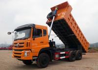 Euro 2 Lorry 371hp 5 Axles Sinotruck 10*6 Super Dump Heavy Duty Truck