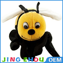 2015 kawaii toys stuffed bee/soft bee/plush bee