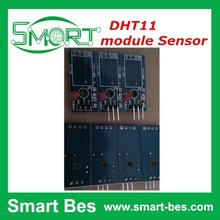 Smart Bes~DHT11 module PCB circuit boards installed accessories Installed sensors can use
