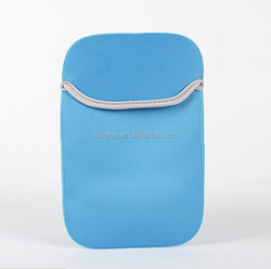 Wholesale easy to clean pouch for iPad Neoprene Pouch for iPad mini 2 3