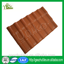 delicate apperance extraordinary heat preservation and heat insulation bamboo waterproof resin roofing tiles for house