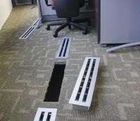 Server room Raised floor