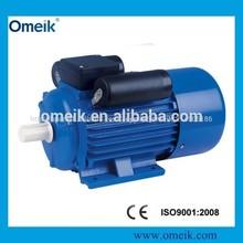 Serie ycl 1.5kwip54 pequeño motor eléctrico del ventilador