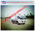 furgonetas de la fábrica directamente la venta de las marcas de dongfeng camiones refrigertor color blanco