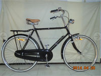 Utility heavy duty 28 inch bike for sale with pump and bag