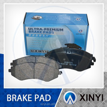 OEM great wall spare parts brake pad 3502315XKZ16A