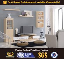 fancy living room furniture set modern tv wall unit
