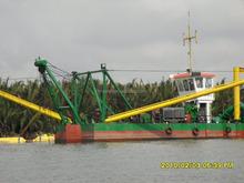 18 inch high quality hydraulic cutter suction dredger