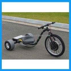 Big Wheel Trike Drifting for downhill slide